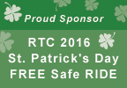 Don't Drink and Drive, RTC, FREE Ride, St. Patrick's Day, Reno, Nevada
